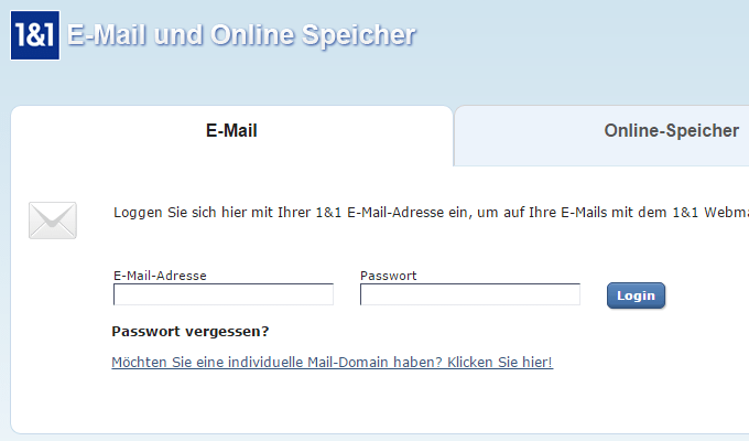 mein internet login kunden postbox