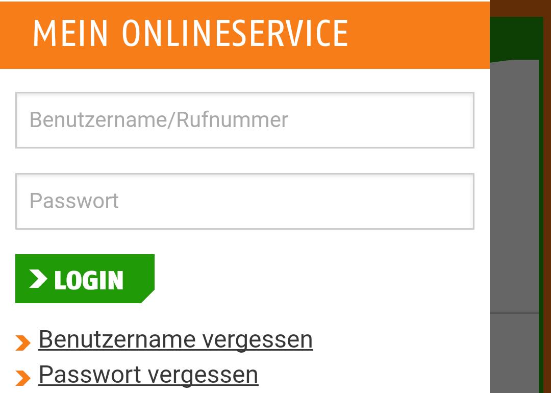 Klarmobil Login - Mein Onlineservice per Smartphone