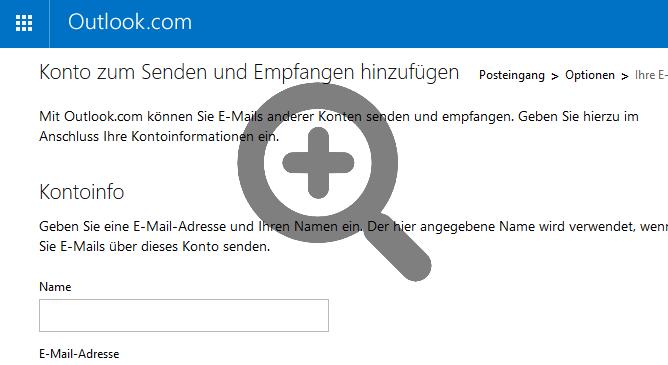 Outlook.com Konto hinzufügen-668x365
