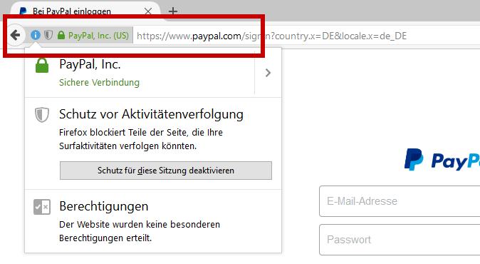 Pay Pal Einloggen