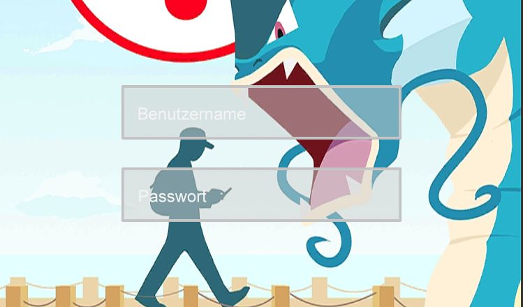Pokemon Go Login